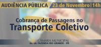 Audiência Pública - CCJ
