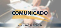 Comunicado Atos 009/2021 e 010/2021 da Presidência